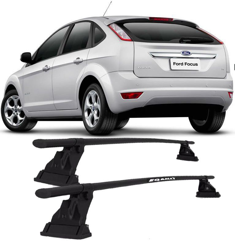 Rack Eqmax Aço Kit 047 Focus Hatch/Sedan 2010/2013