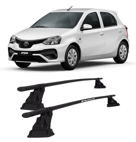 Rack Eqmax Aço Kit 050 Etios Hatch/Sedan 2013/2019
