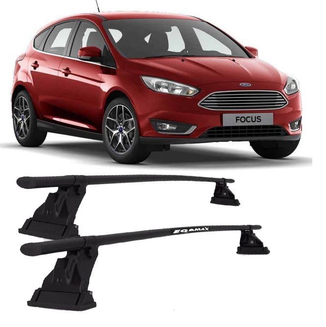 Rack Eqmax Aço Kit 053 Novo Focus Hatch/Sedan 4P 2014/2019