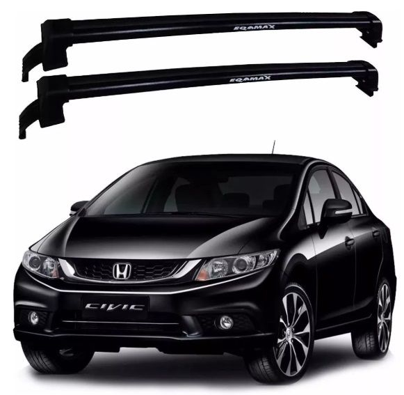 Rack Eqmax New Wave Civic 2012/2016