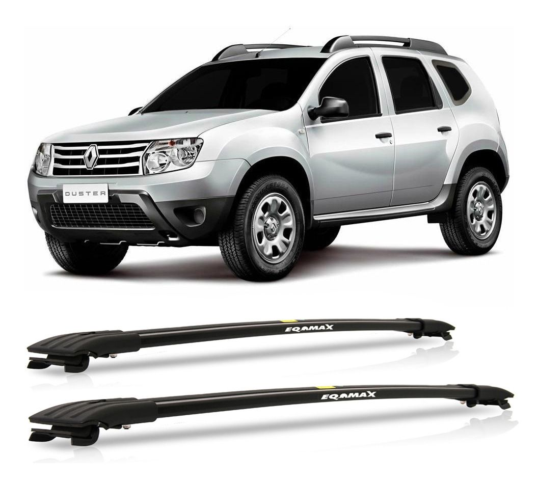 Rack Eqmax Travessa Larga 8753 Duster 2011/2015