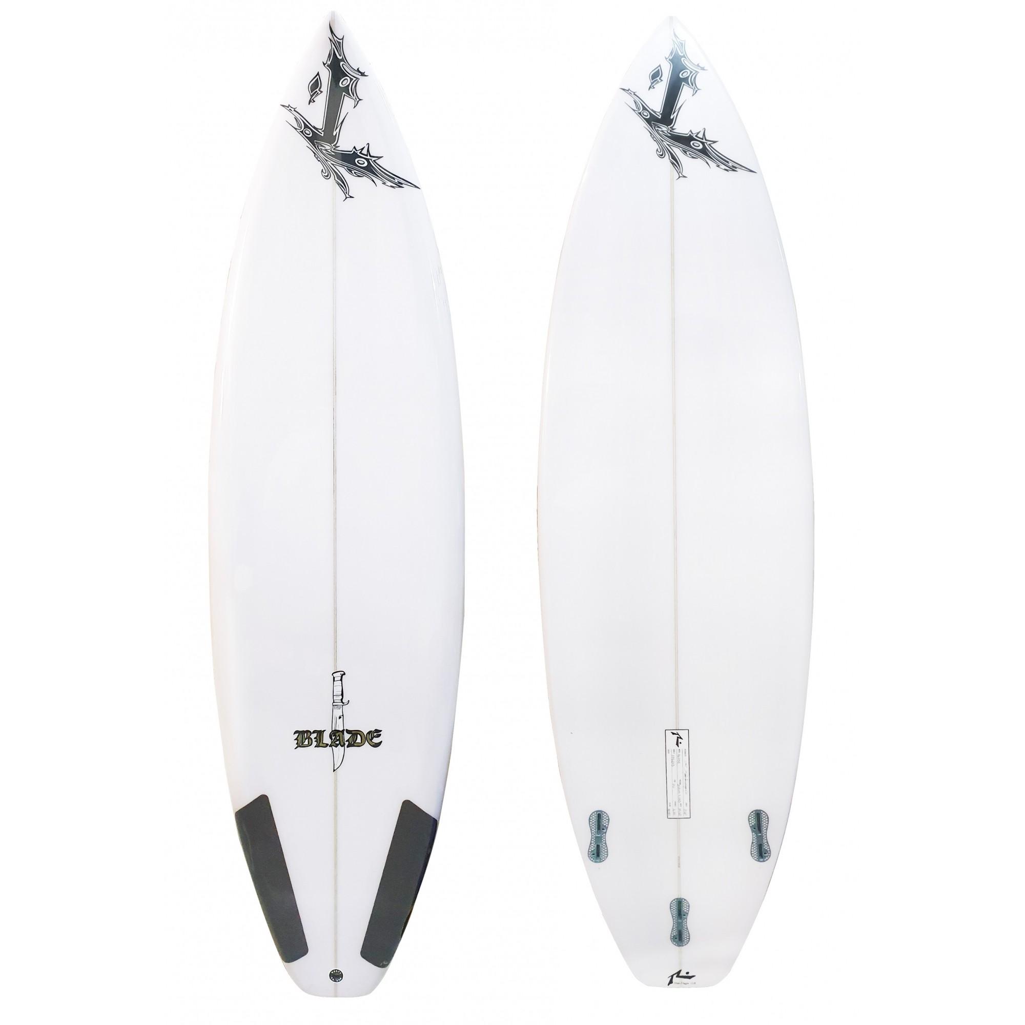 Rusty 5'11''  Blade FCS II