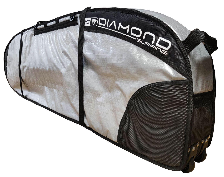 Sarcófago Quadruplo com Rodas 6'0'' Diamond Surfing