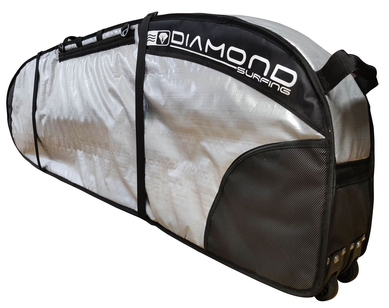 Sarcófago Triplo com Rodas 6'0'' Diamond Surfing