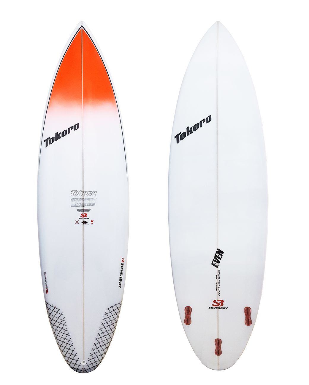 Tokoro 6'0'' Even FCS II