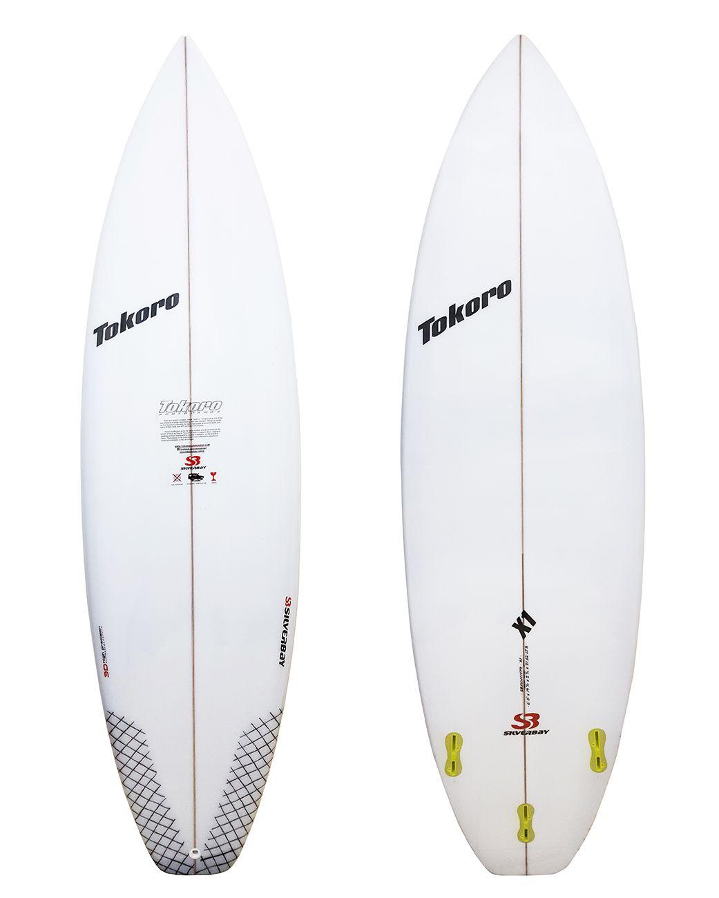 Tokoro 6'0'' X1 FCS II