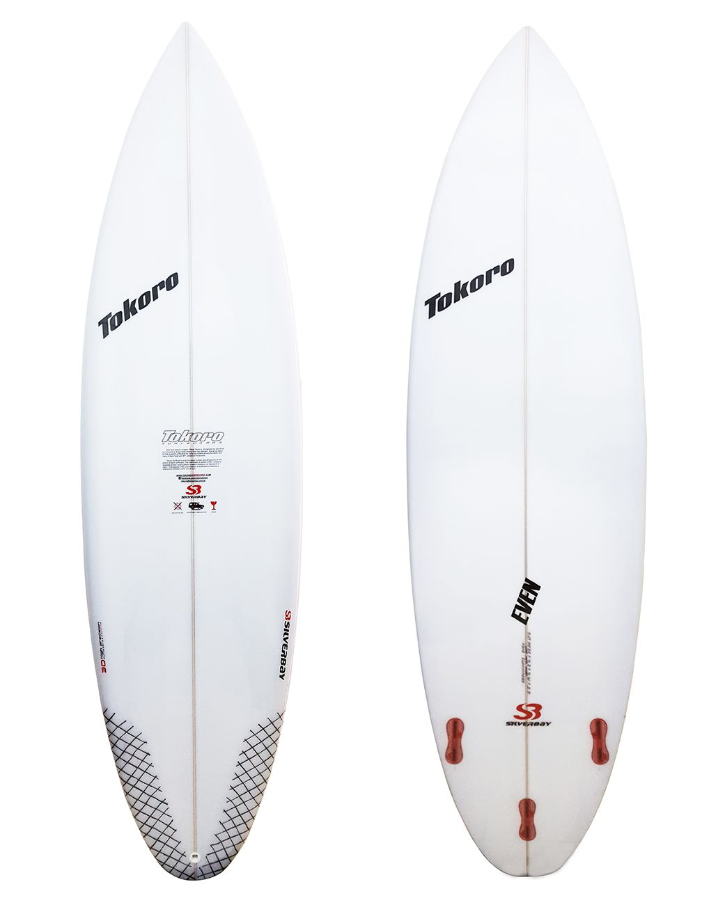 Tokoro 6'2'' Even FCS II