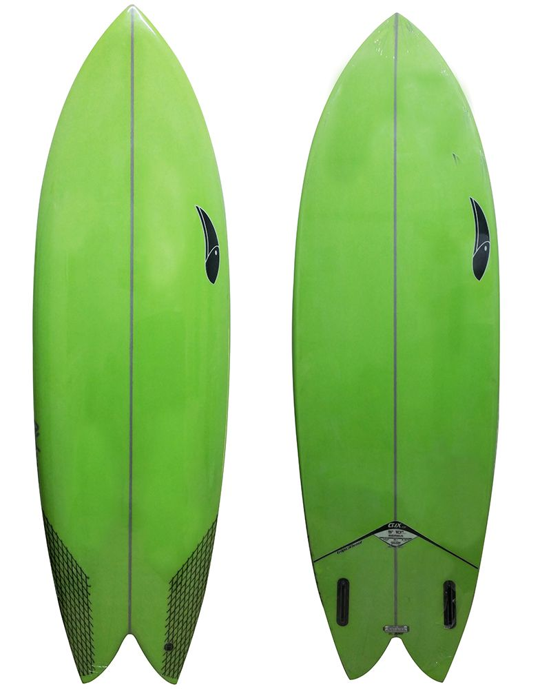 Tropical Brasil 5'10'' Fish Sereia