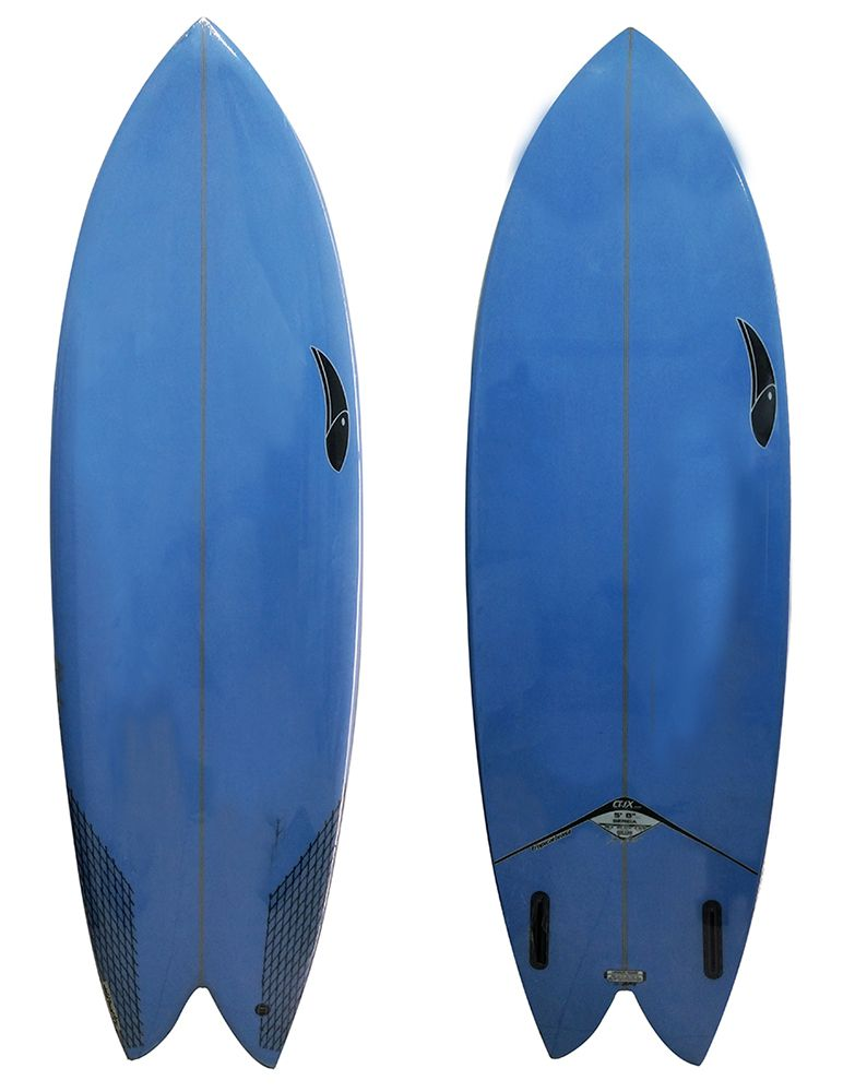 Tropical Brasil 5'8'' Fish Sereia
