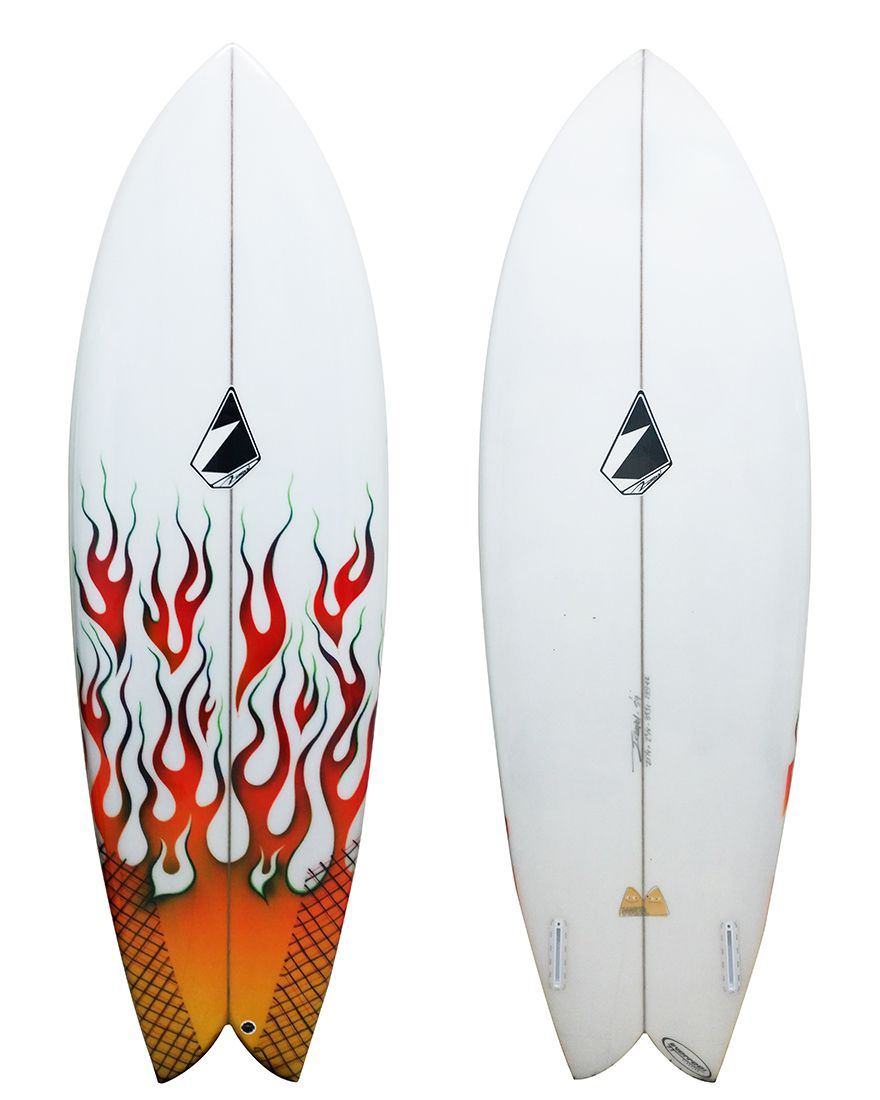 Zampol 5'9'' Fish Twin