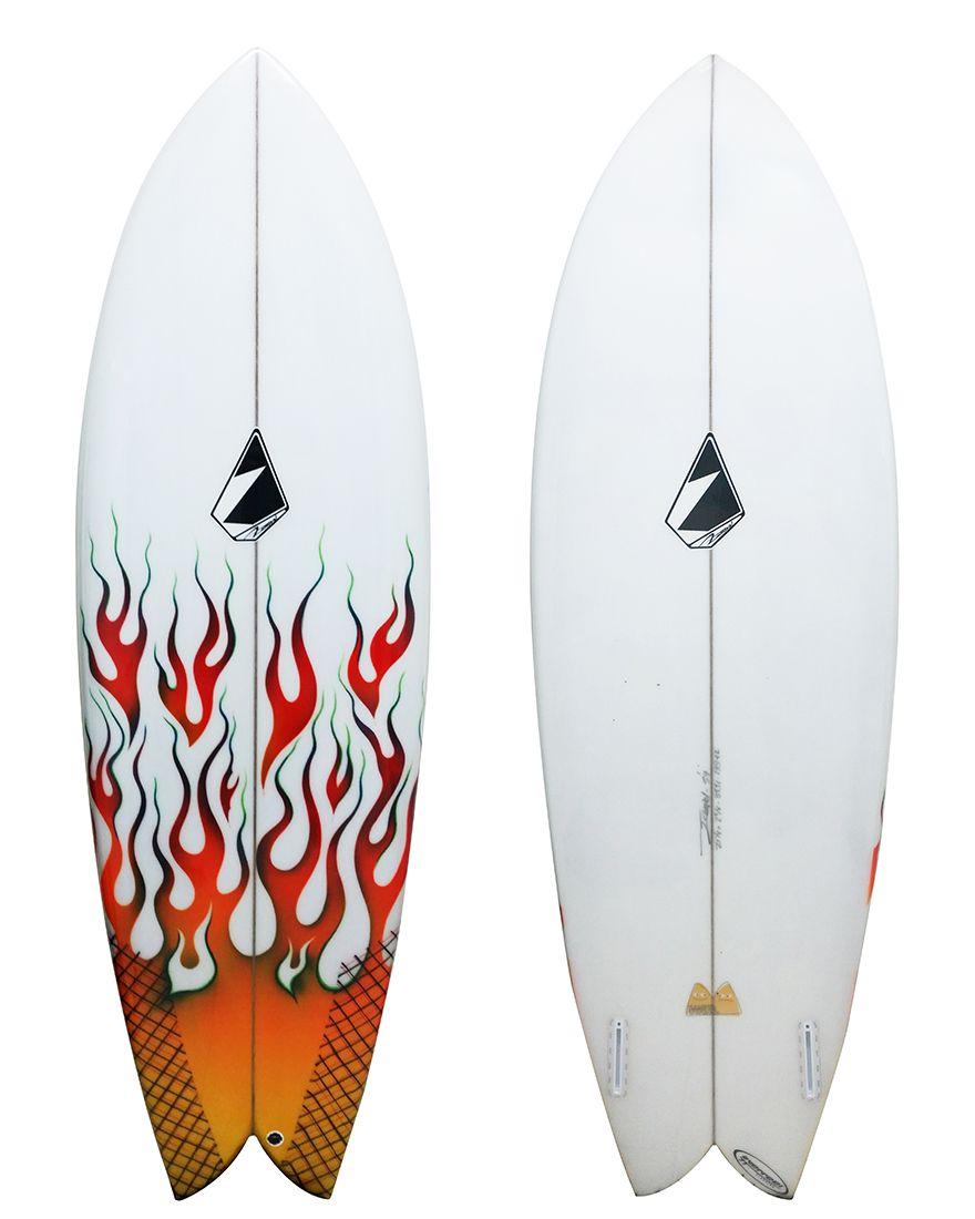 Zampol 5'9'' Fish Twin