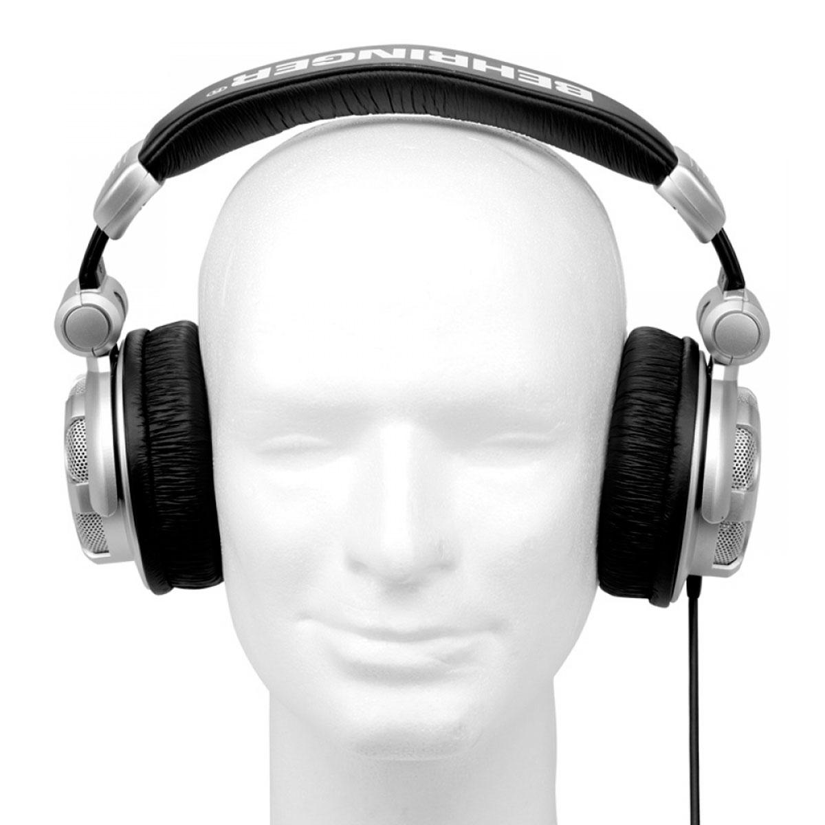 Fone de Ouvido Over-ear 20Hz - 20KHz 64 Ohms - HPX 2000 Behringer