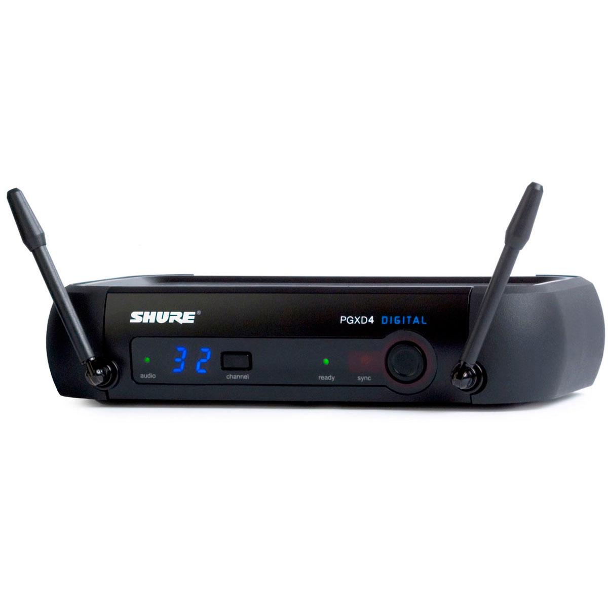 Microfone s/ Fio Lapela UHF Digital PGXD 14 WL 93 - Shure
