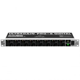 Interface Ultragain PRO 8 Digital ADA 8000 - Behringer