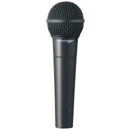 Microfone c/ Fio de Mão Dinâmico - Ultravoice XM 8500 Behringer