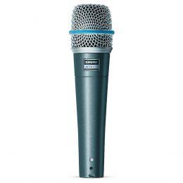Beta57A - Microfone c/ Fio de M�o Beta 57A - Shure
