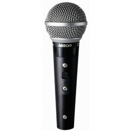 Microfone c/ Fio de Mão Dinâmica - SM 58 PLUS Le Son