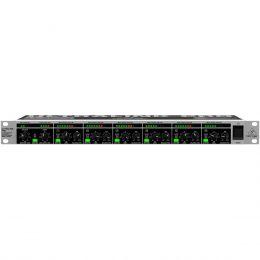 Mesa de Som 8 Canais XLR Balanceados - Ultralink PRO MX 882 Behringer