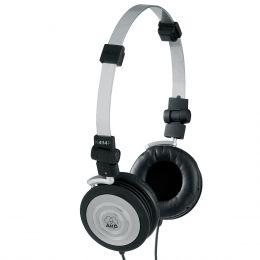 Fone de Ouvido On-ear 13 Hz - 27 KHz 32 Ohms p/ Retorno de Bandas - K 414 P AKG