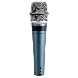 PRO258 - Microfone c/ Fio de Mão p/ Estúdio PRO 258 - Superlux