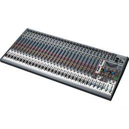 SX3242FX - Mesa de Som / Mixer 32 Canais Eurodesk SX 3242 FX - Behringer