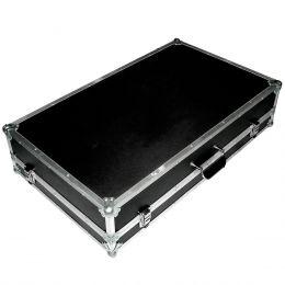 Case p/ 2 CDJ 350 + 1 Mixer + Fone c/ Tampa Remov�vel