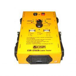 CT02B - Testador de Cabos CT 02 B - CSR