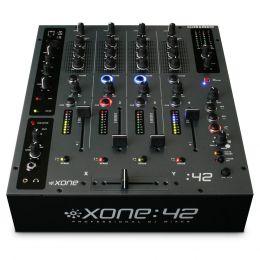 Xone42 - Mixer Dj 4 Canais Xone 42 - Allen Heath