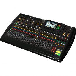 Mesa de Som 32 Canais XLR Balanceados c/ USB / MIDI / Efeito / Phantom / 16 Auxiliares - X 32 Behringer