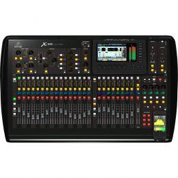 Mesa de Som 32 Canais XLR Balanceados c/ USB / MIDI / Efeito / Phantom / 16 Auxiliares X 32 - Behringer