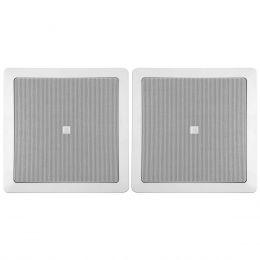Arandela Coaxial Quadrada Fal 6 Pol 25W (Par) - 6 CO 1 Q JBL