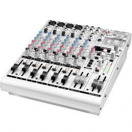 Mesa de Som / Mixer 12 Canais Eurorack UB1204FX-PRO - Behringer