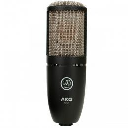 Perception220 - Microfone c/ Fio p/ Estúdio Perception 220 - AKG
