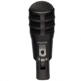 PRA218A - Microfone c/ Fio p/ Bumbo PRA 218 A - Superlux