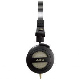 K404 - Fone de Ouvido On-ear Retorno de Bandas K 404 - AKG