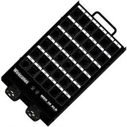 Painel sem Conectores 36 Furos 2 Prensas - Wireconex