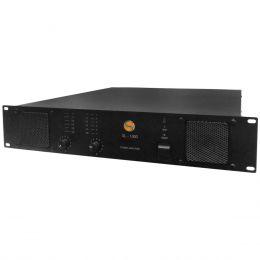 SL1300 - Amplificador de Linha Estéreo 1200W SL 1300 - Sansara