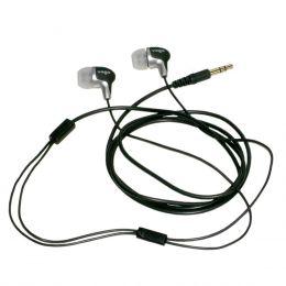 CD168 - Fone de Ouvido In-ear Preto CD 168 - Yoga
