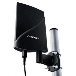 Antena Externa p/ TV 4 em 1 VHF / UHF / FM / HDTV - DTV 5600 Aquário