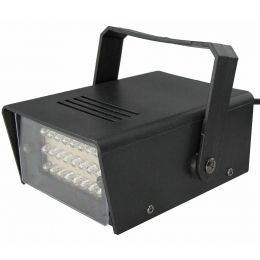 HPC662 - Strobo de LED 3W HPC 662 - Spectrum