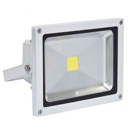 SP18 - Strobo de LED Branco 30W SP 18 - Spectrum