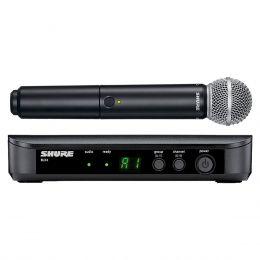 BLX24BRSM58 - Microfone s/ Fio de M�o BLX 24BR SM58 - Shure