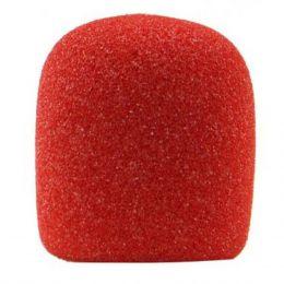 GM515 - Espuma p/ Microfone Vermelha GM 515 - CSR
