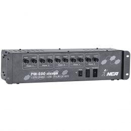PW500 - Amplificador Estéreo 5 Canais 300W PW 500 - NCA