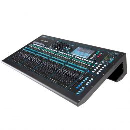 QU32 - Mesa de Som / Mixer Digital 32 Canais 24 Saídas QU 32 - Allen Heath