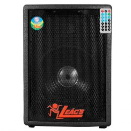 250A - Caixa Ativa 120W c/ Player USB Pulps 250 A - Leacs