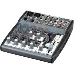 1002FX - Mesa de Som / Mixer 10 Canais Xenyx 1002 FX - Behringer