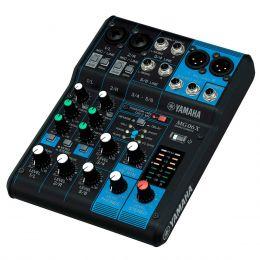 MG06X - Mesa de Som / Mixer 6 Canais MG 06 X - Yamaha
