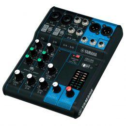 MG06 - Mesa de Som / Mixer 6 Canais MG 06 - Yamaha