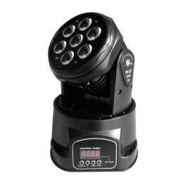SPM710 - Mini Moving Laser RGBW SPM 710 - Spectrum